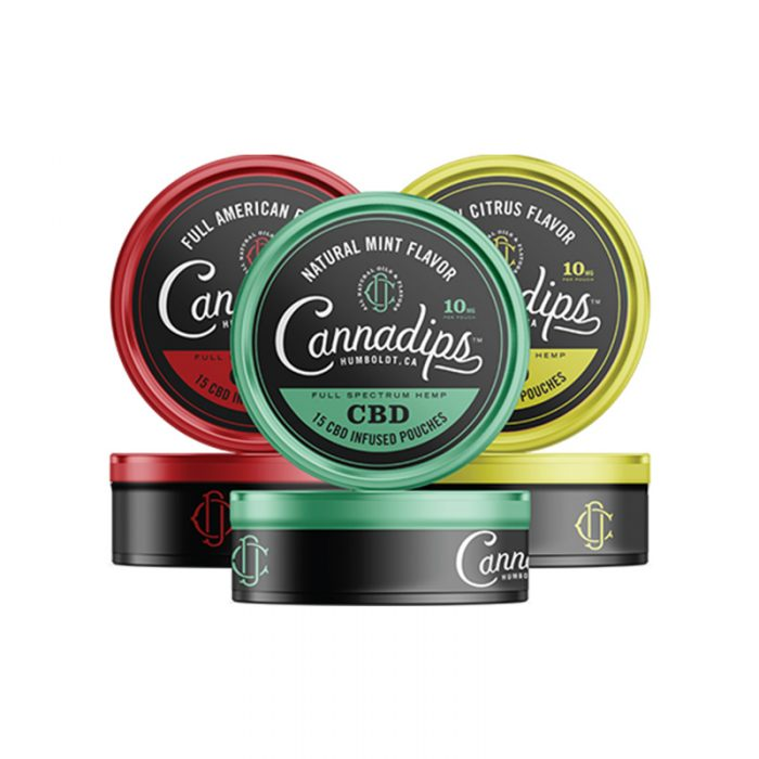 CBD Infused Pouches - Startpaket